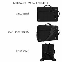 VanGoddy Leightwight Hybrid Shoulder Messenger Bag Backpack