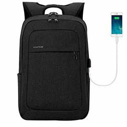 kopack 17 Inch Laptop Backpack Water Resistant/USB Charing/A