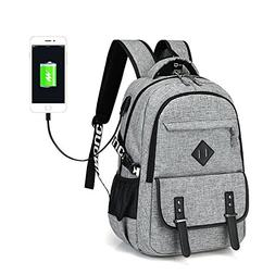 Lightweight Water Resistance Business Computer Backpack with