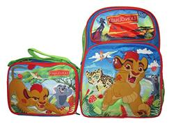 c88574b5ac9 Disney Lion King Guard 16 Inch Kids Large Backpack   Lunch B