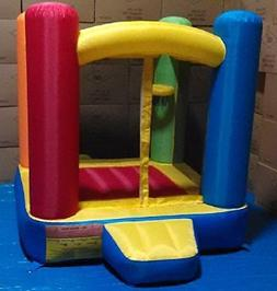 My Bouncer Little Castle Bounce Ball Pit Popper with Non-Tox