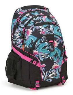 High Sierra Loop Backpack, Tropic Nights/Black/Flamingo