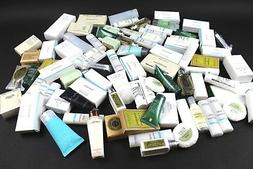Lot of 82 Travel Size Hotel Toiletries Shampoo Conditioner L