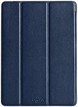 Knomo Luggage Tech iPad Air 2 Folio, Blue, One Size
