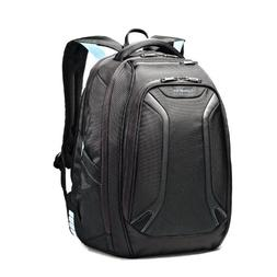 Samsonite Luggage Vizair Laptop Backpack, Black/Electric Blu