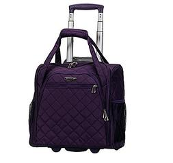 Rockland Luggage Wheeled Underseat Carry-On