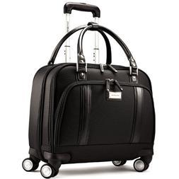 Samsonite Luggage Women's Spinner Mobile Office, Black, One