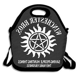 DSYBTV Lunch Bag Supernatural Lunch Tote Lunch Box For Women
