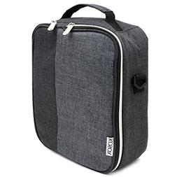 Lunch Bag, KOSOX Original Collapsible Multilayer Thermal Ins