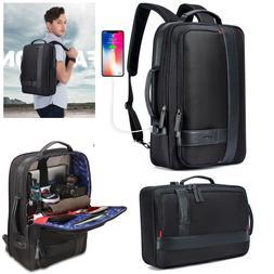 Luxury Backpack Anti Theft Waterproof Nylon Laptop Travel Wo