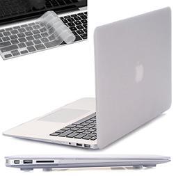Macbook Air 13 inch Case,Plastic Hard Case & Keyboard Cover