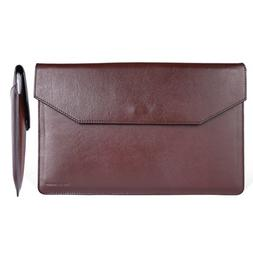 Macbook Italian Leather Sleeve for 15 Inch Pro Retina / New