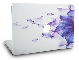 KEC MacBook Pro Retina 13 Inch Case  Plastic Hard Shell Cove
