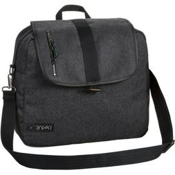 "NEW Dakine Maple 16L Black Womens Purse Shoulder Bag 14"" Lap"