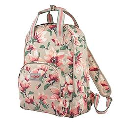 Cath Kidston Matt Oilcloth Multi Pocket Backpack Magnolia Co