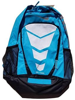 25f2050f247c Nike Max Air Vapor Backpack Large Backpack Gamma Blue Black