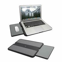 MAX SMART Portable Laptop Lap Pad, Laptop Desk with Retracta