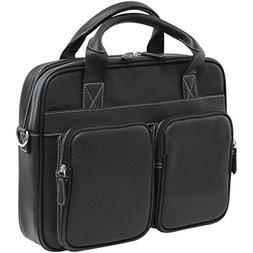 Mobile Edge MEBCT1 Laptop Case Tech Briefcase Black for 14 P