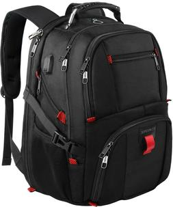 Travel Backpacks for Men, Extra Large College School Laptop