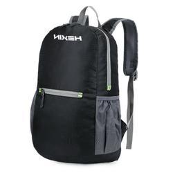 Men Waterproof Portable Nylon Travel Backpack Laptop Outdoor