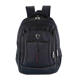 """Men's 17"""" Laptop Backpack Case Shoulder Hiking School Bag Tr"""