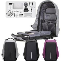 Men's Anti-theft Laptop Large Capacity School Bag Travel Bac