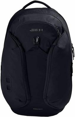 Under Armour Men's Contender 2.0 Laptop Backpack Black One S