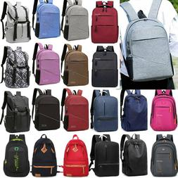 Men's Large Backpack Sports Travel Hiking Rucksack School La