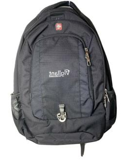 """Men's Travel 15"""" Laptop Backpack Shoulder Bag Swiss Hiking S"""