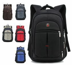 men s travel rucksack notebook laptop swiss