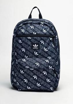 MEN'S WOMEN'S adidas National Printed Laptop Backpack NEW