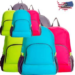 Men Women Summer Cloth Travel Backpack Shoulder Bags Crossbo