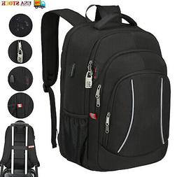 mens laptop backpack extra large anti theft