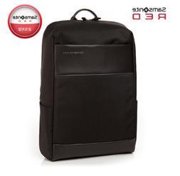 SAMSONITE RED Mens Tielonn Backpack Black DF609001 Laptop 15