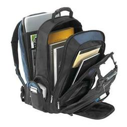 Mens Womens Backpack Laptop Notebook Travel School Bag Black