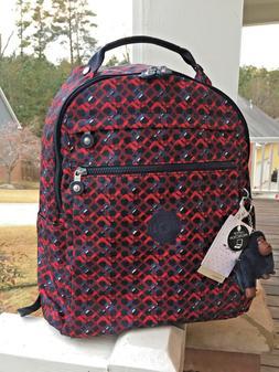 Micah Medium Printed Laptop Travel Backpack Backpack, Groovy