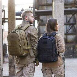 Military Tactical Backpack Laptop Pack Molle Rucksack Daypac