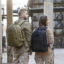 Military Tactical Backpack Molle, Laptop Pack Outdoor waterp