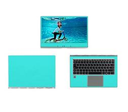 Mint Green skin decal wrap skin Case for Lenovo yoga 910 14""