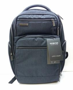 Samsonite Modern Utility Double Shot Laptop Backpack Charcoa