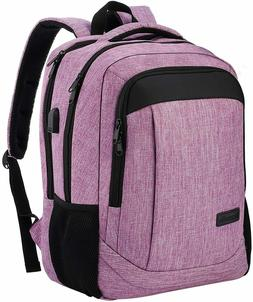 Monsdle Travel Laptop Backpack Anti Theft Water Resistant Ba