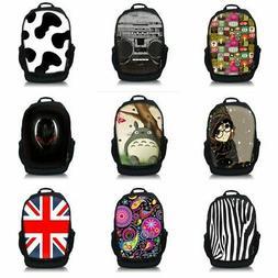 "Multi Choice 15.6"" Netbook Laptop Travel Backpack School Bag"