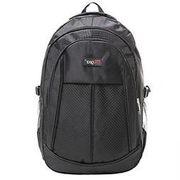 19 Inch Multi Compartment Laptop Backpack / Carry On School