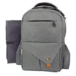 Multi Function Travel Backpack - Hidden Safety Pockets, Bott