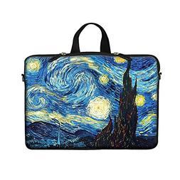Meffort Inc® Neoprene Laptop Carrying Case Sleeve Bag W. Hi