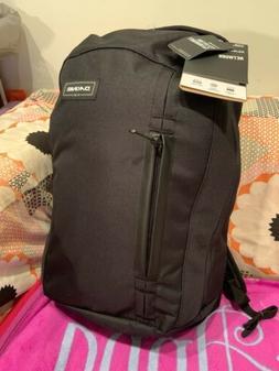 Dakine Network 26L Backpack Black  NWT, Laptop and iPad  Bra