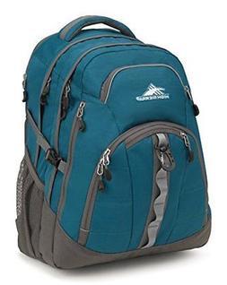 NEW High Sierra Access II Laptop Backpack, Lagoon/Slate FREE
