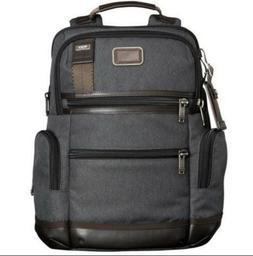 NEW Tumi Alpha Bravo Knox Laptop Backpack Expandable 22681AT