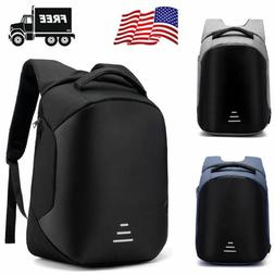 New Anti Theft Smart School College Travel Backpack Safe Bag
