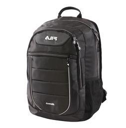 "NEW FILA Argus II Kids Backpack - Black Mesh 15"" Laptop Bag"
